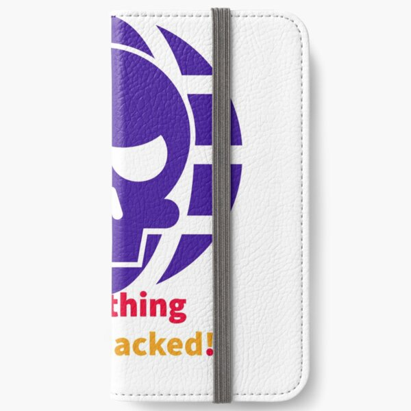 Everything can be hacked! iPhone Wallet