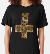 Lament Configuration Cross Slim Fit T-Shirt