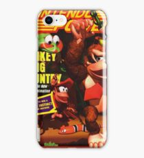Nintendo Power - Volume 66 iPhone Case/Skin