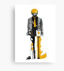 Stuntman  Canvas Print