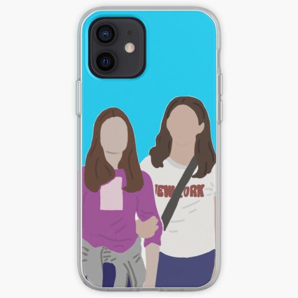Rory and Lorelai Gilmore iPhone Soft Case