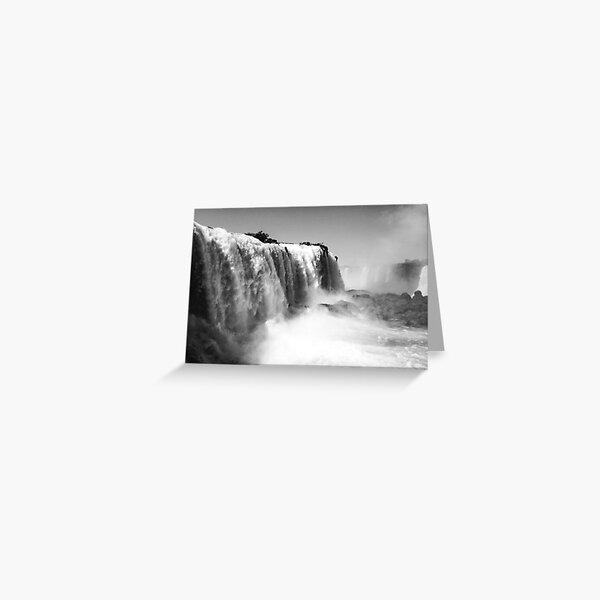 Cataratas del Iguazu Greeting Card