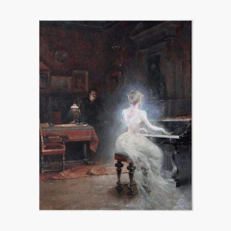 Spirit, by George Roux Art Board Print