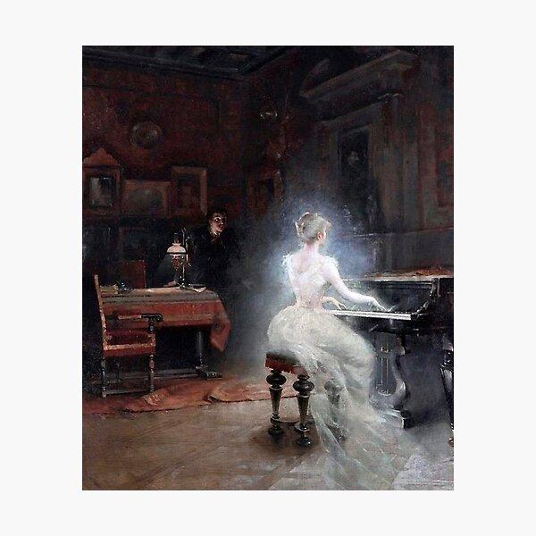 Spirit, by George Roux Photographic Print
