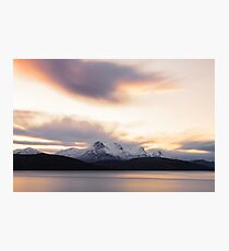 Early light on Ben Loyal Photographic Print