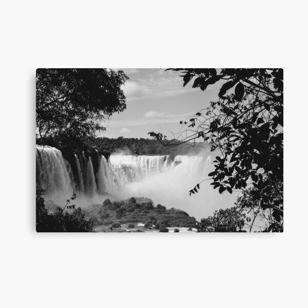 Iguazu Falls, waterfall Canvas Print