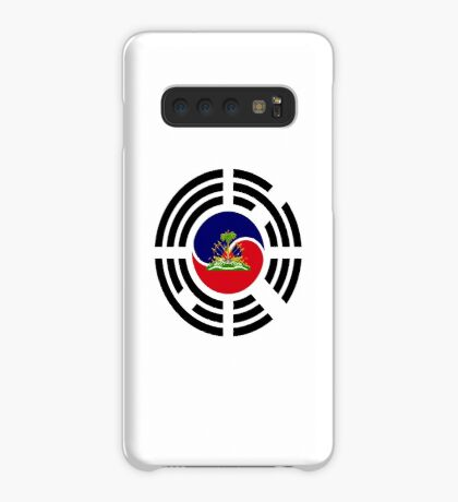 Korean Haitian Multinational Patriot Flag Series Case/Skin for Samsung Galaxy