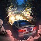 Night Collection B - Lightforce Rally SA by Ryan Jones