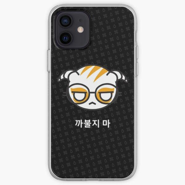 Dokkaebi (Picture 01) iPhone Soft Case