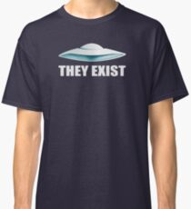 they exist Classic T-Shirt