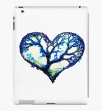 Home Is Where The Heart Is - Trees iPad Case/Skin