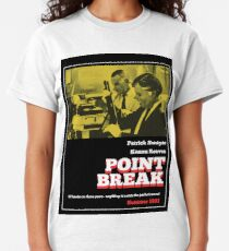 Point Break - 70s Grindhouse style Classic T-Shirt