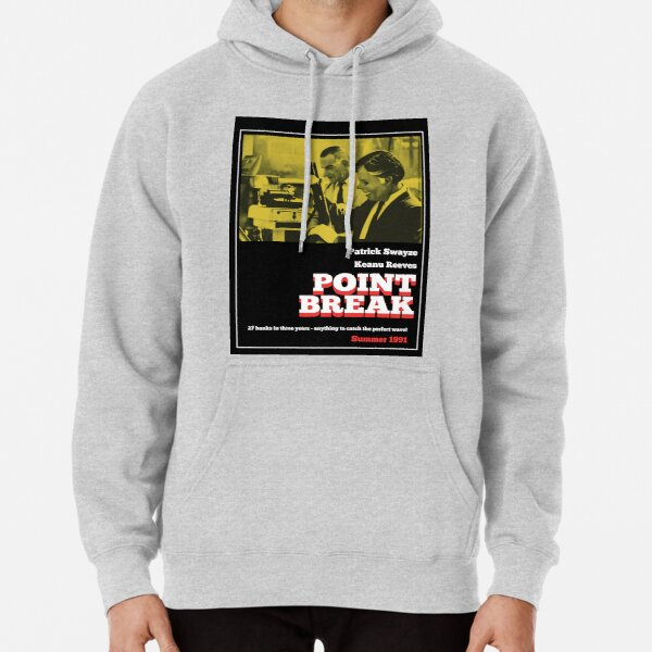 Point Break - 70s Grindhouse style Pullover Hoodie
