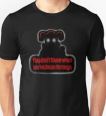FNAF Sister Location Baby You don't know what we've been through T-Shirt