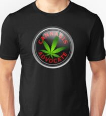 Cannabis Advocate - End The War on Drugs T-Shirt