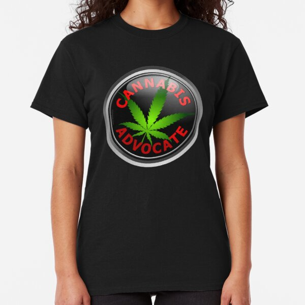 Cannabis Advocate - End The War on Drugs Classic T-Shirt