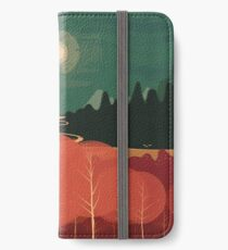 Midday Mountains iPhone Wallet/Case/Skin