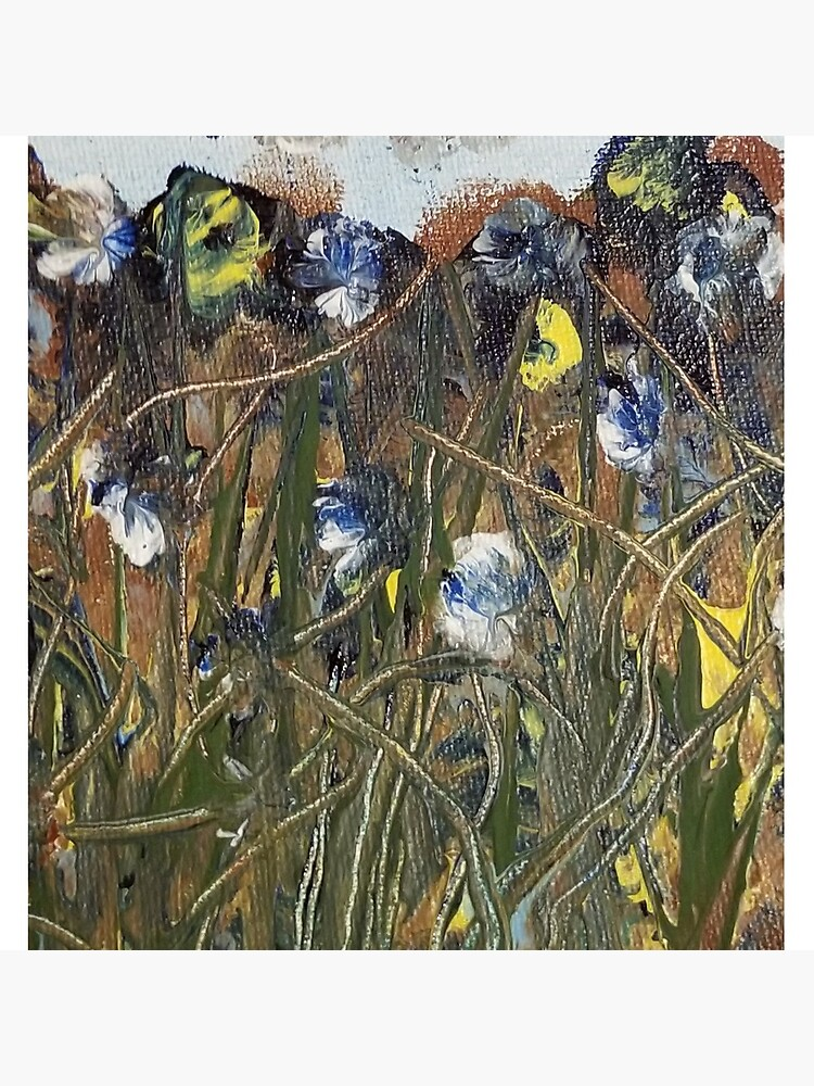 Mountain Flowers by brendajlillie