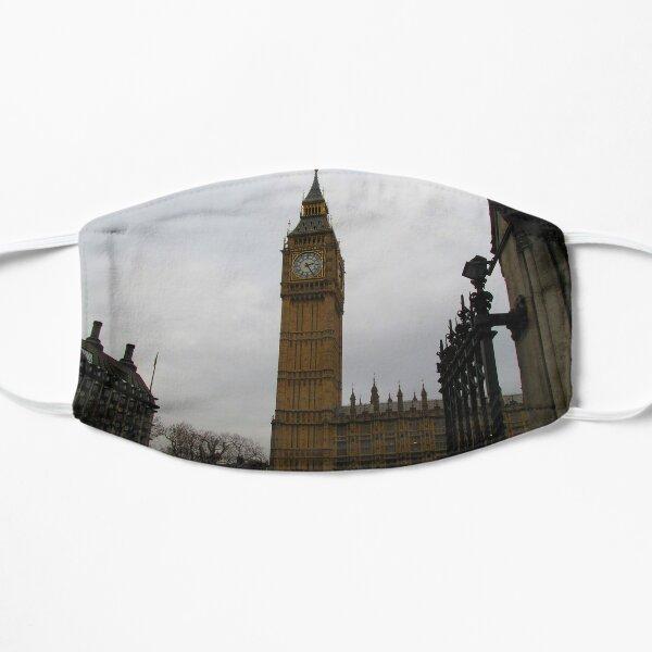 Big Ben, Houses of Parliament, London  Flat Mask