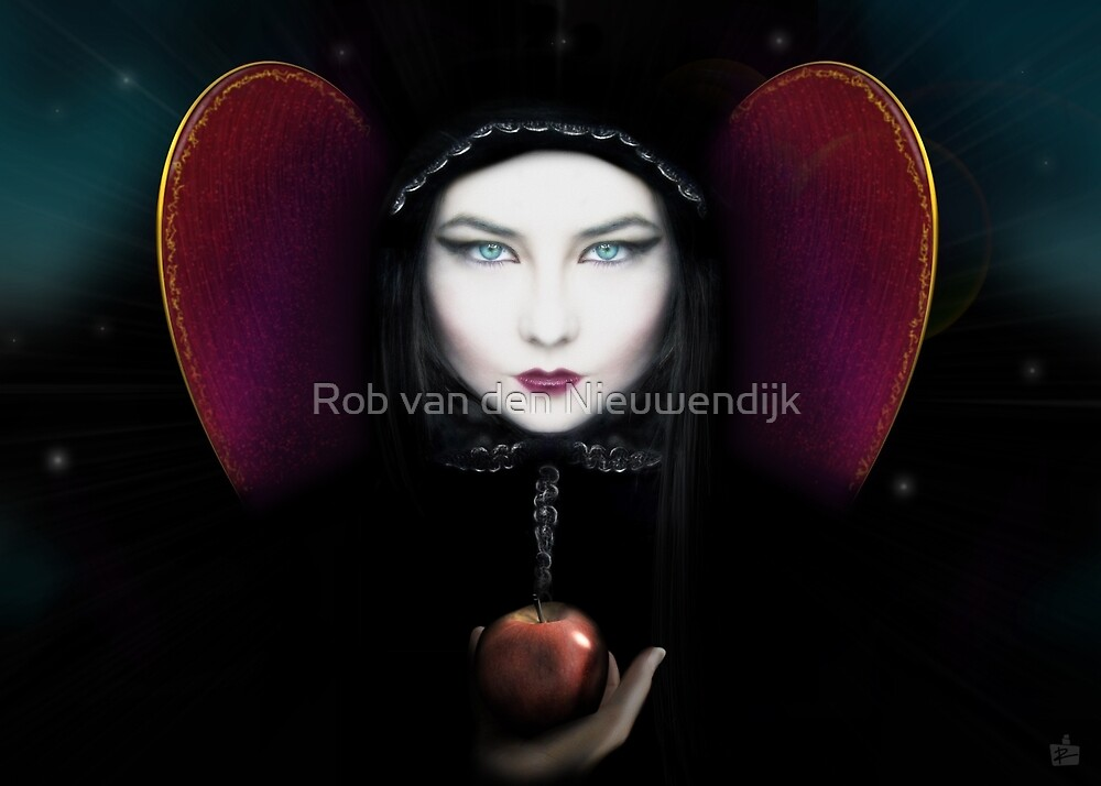 Snow White by Rob van den Nieuwendijk