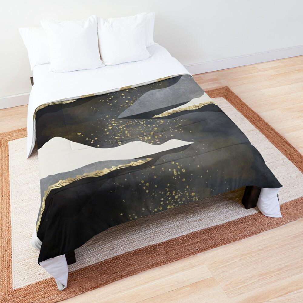 Metallic Dusk Comforter
