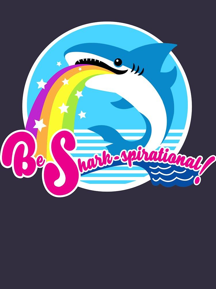 Sei Shark-spiral! von murphypop