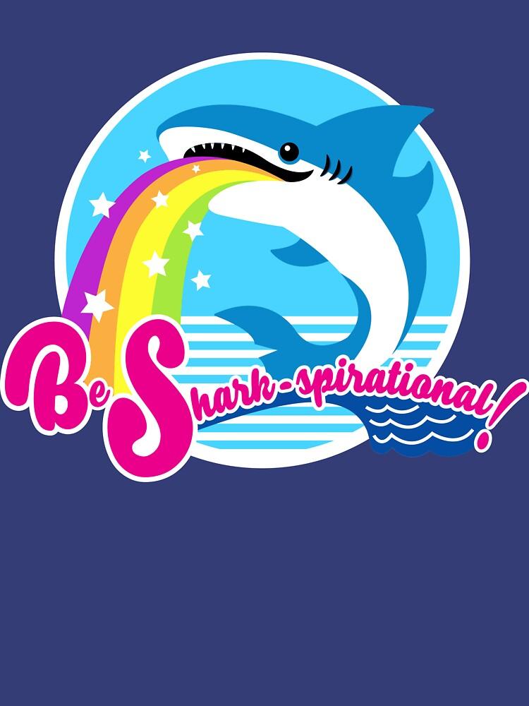 Be Shark-spirational! by murphypop