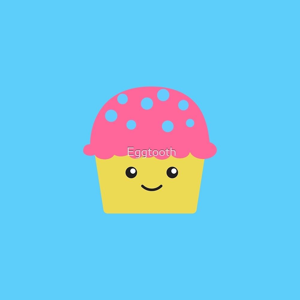 Cute Cupcake by Eggtooth