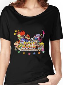 Paper Mario: The Thousand Year Door Women's Relaxed Fit T-Shirt