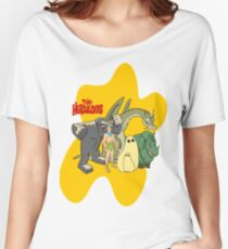 Classic Cartoons The Herculoids-  T-Shirt, Mugs, Bag and more Women's Relaxed Fit T-Shirt