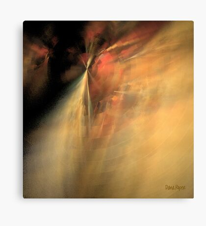 Rings of Fire Canvas Print