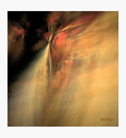 Rings of Fire Photographic Print