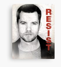 Peter - RESIST Canvas Print