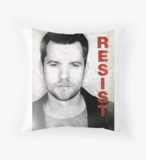 Peter - RESIST Throw Pillow