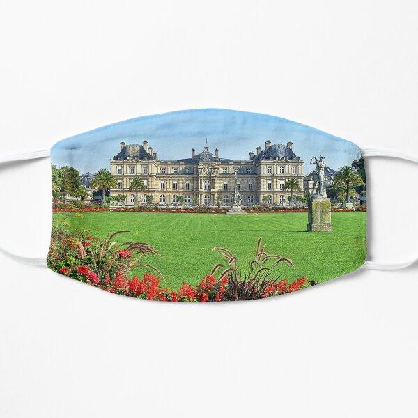 The Jardin du Luxembourg Flat Mask