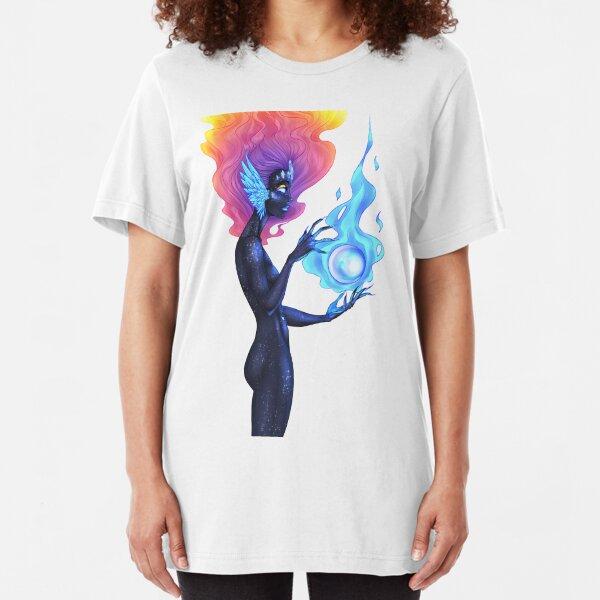 Star Girl Slim Fit T-Shirt