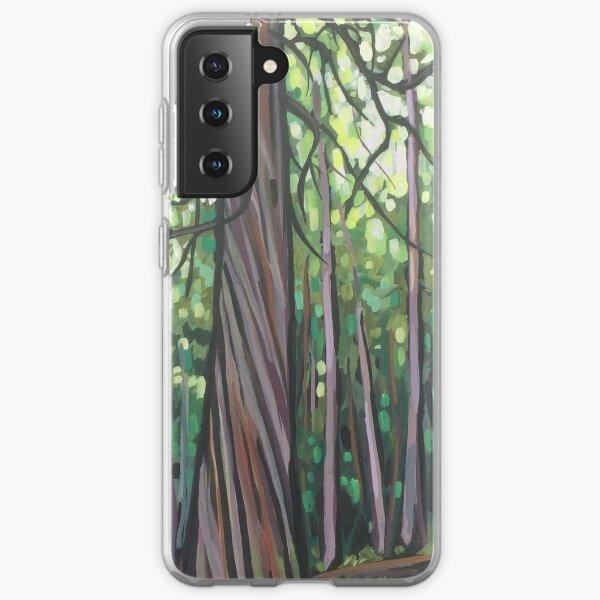Deep Breath Samsung Galaxy Soft Case