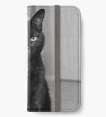 Black as Night iPhone Wallet/Case/Skin