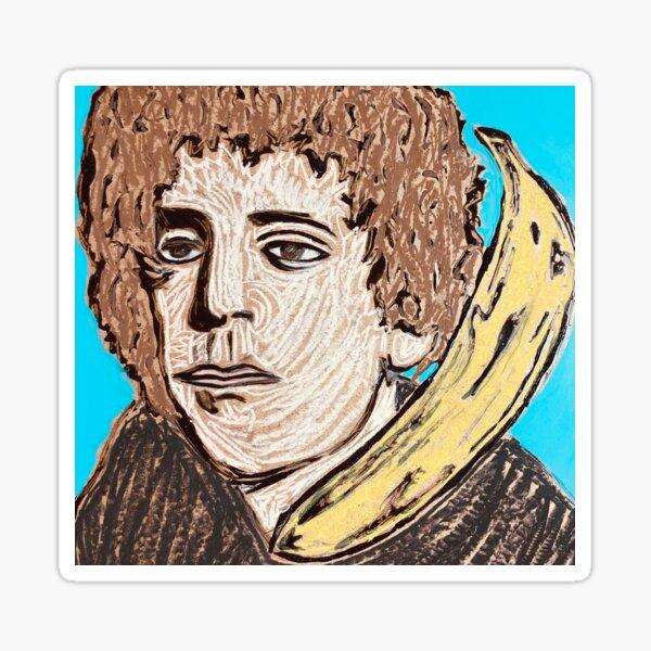 Let's Go Bananas Sticker