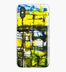 Buildings III iPhone Case/Skin