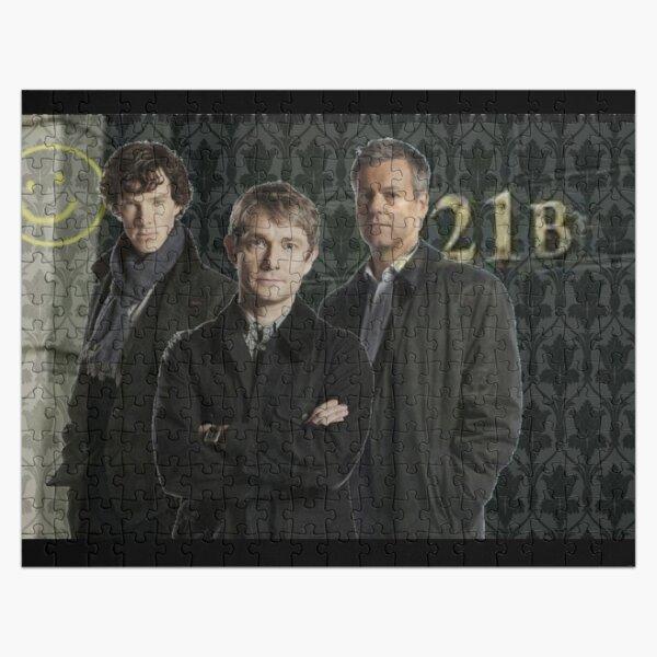 The Boys of Baker Street Jigsaw Puzzle