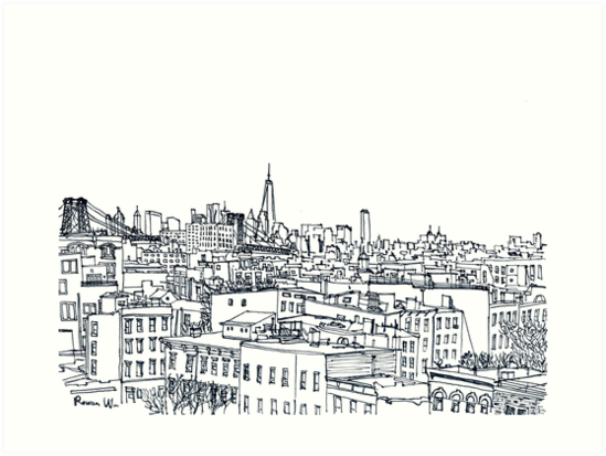 «Brooklyn» de rowanwu