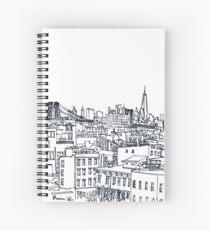 Cuaderno de espiral Brooklyn