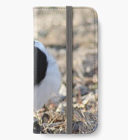 Upside Down Magpie iPhone Wallet