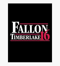 Fallon timberlake 16 Photographic Print