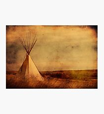 The Old West Photographic Print