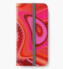 Grasshopper Love Abstract  iPhone Wallet/Case/Skin