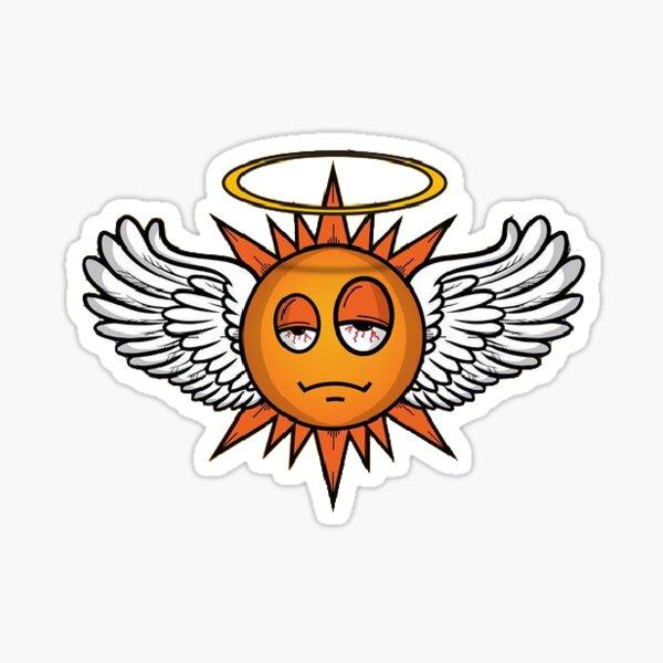 RIP Capo Sticker