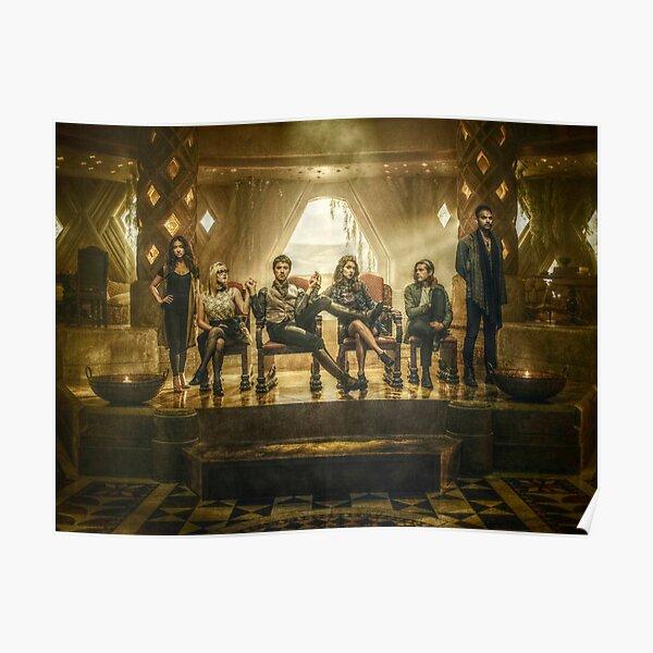 The Kingdom of Magic Poster