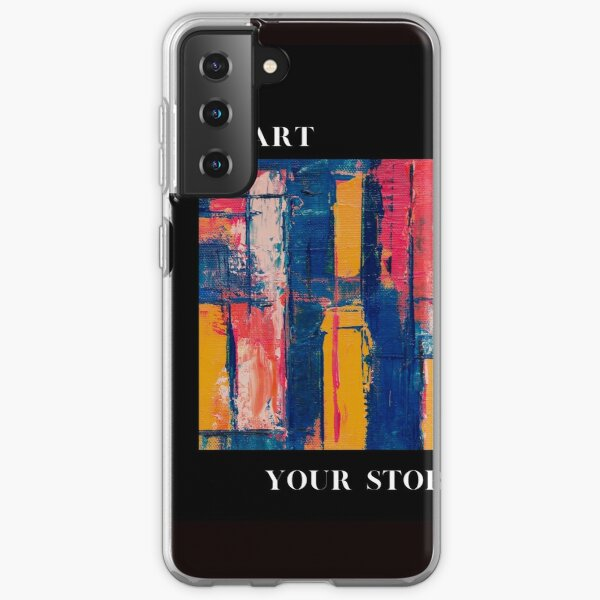 Your Art Your Story Samsung Galaxy Soft Case